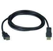 Down Angled HDMI Interface Cable, Male to Male, 30 AWG