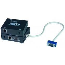 VGA Extender via CAT5 cable, 600'
