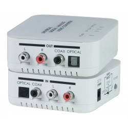 Digital/Analog Audio Converter