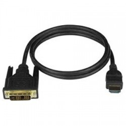 DVI-D to HDMI-A Interface Cable, Male-to-Male