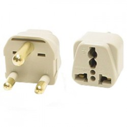 Universal BS 546 Type M Power Adapter for South Africa
