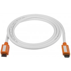 HDMI with Ethernet Cable, 28 AWG - Male-to-Male
