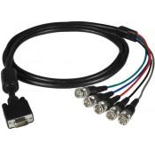 VGA To BNC Cable