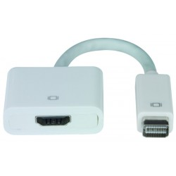 Mini DVI Male to HDMI Female Adapter Cable