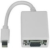 Mini DisplayPort to VGA Converter