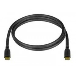 HDMI Type C Interface Cable, 30 AWG - Male-to-Male