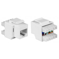CAT5e Mini Horizontal Keystone Jack