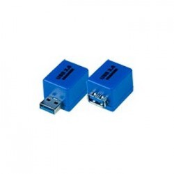 USB 3.0 Type A Gender Changer, Male to Male