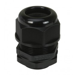 Parallel (G,PF) Short Threaded Waterproof Cable Gland IP68 for Cable Range 18-25mm Thread Length 15mm
