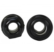 National Pipe (NPT) Short Threaded Waterproof Cable Glands IP68 for Cable Range 6-10mm Thread Length 13mm