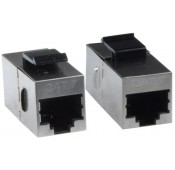 CAT7 Shielded Keystone Jack Coupler