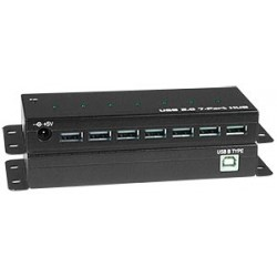 VPI Introduces 7-Port Industrial USB 2.0 Hub